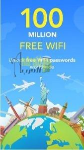 تحميل برنامج واي فاي ماب Wifi map للاندرويد