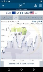 تحميل برنامج تحويل العملات للاندرويد