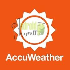 تطبيق AccuWeather APK