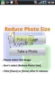 Reduce photo size APK التحديث الجديد