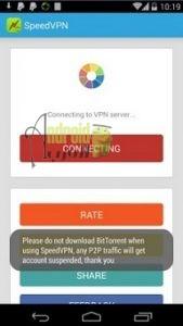 طريقة تشغيل speed vpn على الموبايل
