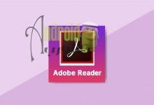 تحميل برنامج adobe reader للاندرويد apk