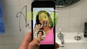محادثات فيديو صوت و صورة فى تطبيق سناب شات