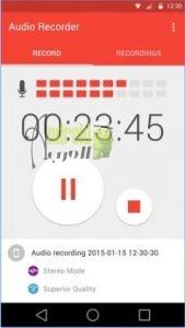 تحميل برنامج تسجيل الصوت للغناء