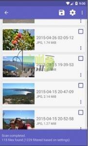 تحميل برنامج استعادة الصور المحذوفة للاندرويد مجانا