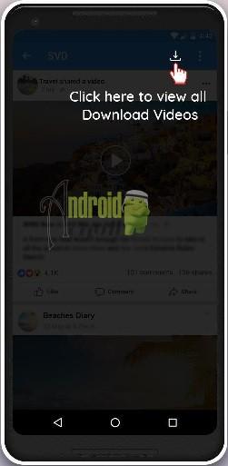 برنامج تحميل الفيديو من الفيس بوك