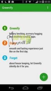 تحميل برنامج greenify اندرويد