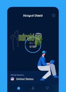 هوت سبوت شيلد أفضل VPN على الموبايل