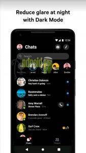Messenger Facebook APK التحديث الجديد