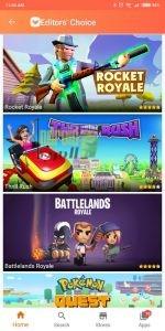الألعاب الخاصة بالمطورين لمتجر ابتويد المجاني
